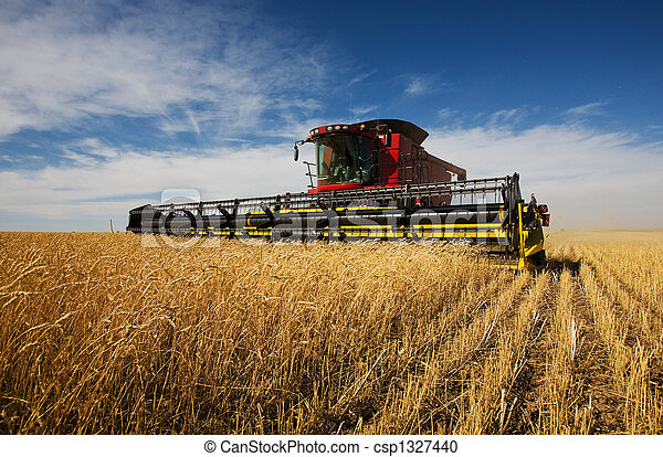 Harvester - csp1327440