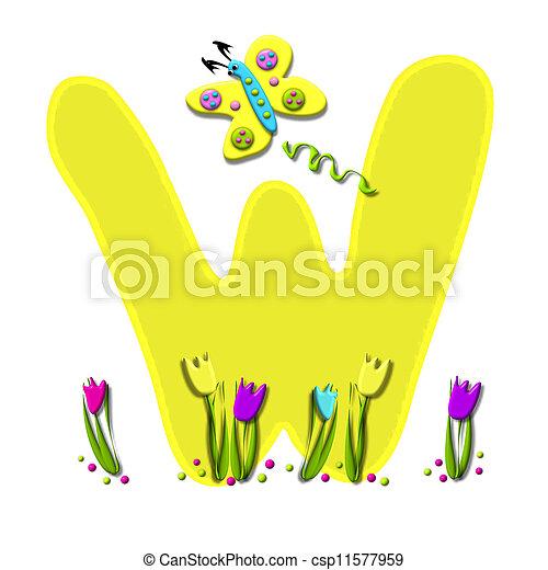 has, весна, захмелевший, алфавит, вес - csp11577959