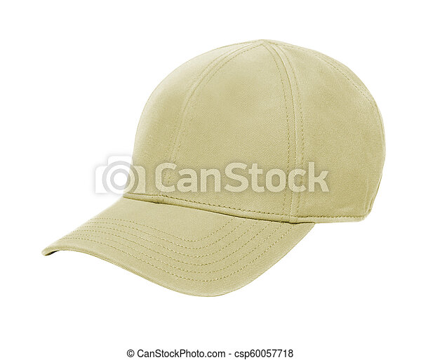 Hat Isolated on White - csp60057718