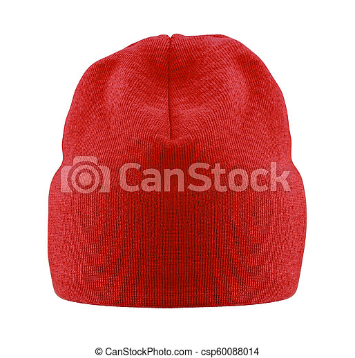 hat isolated on white - csp60088014