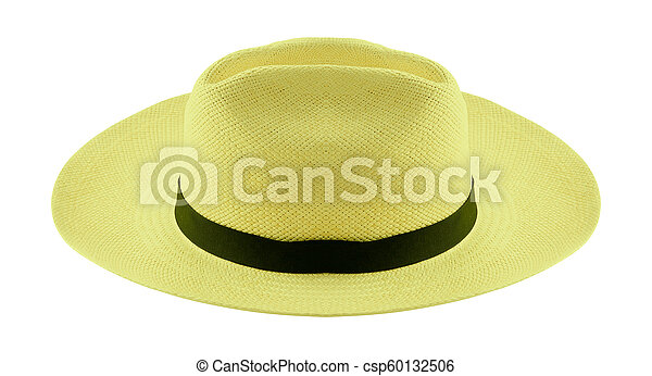 hat isolated on white - csp60132506