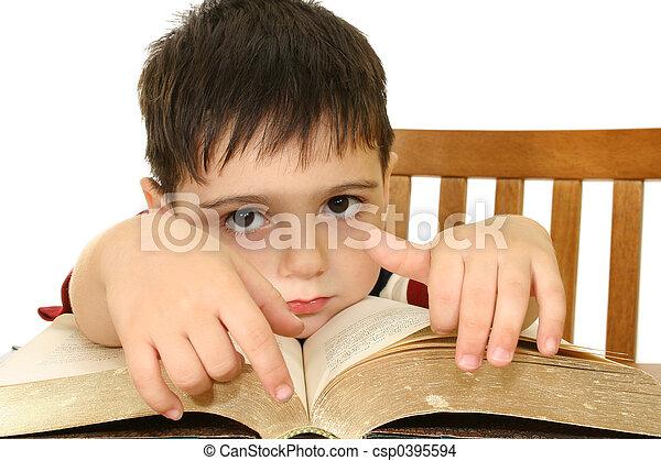 Hates Reading - csp0395594