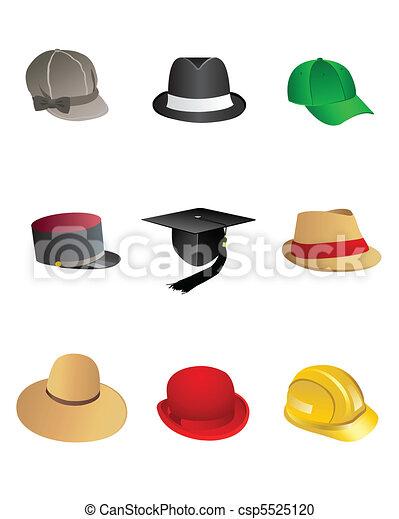 hats - csp5525120