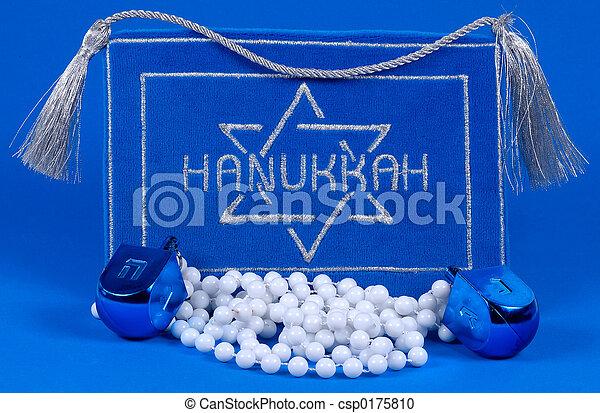 Haunukkah - csp0175810