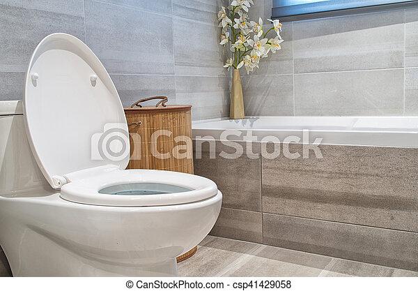 Badezimmer modern luxus  Haus, badezimmer, modern, luxus Stockbilder - Suche Stockfotos ...
