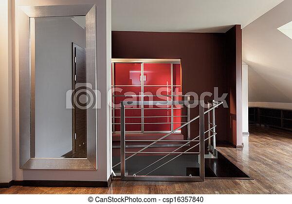 Haus Modern Treppenaufgang Riesig Modern Haus Treppenaufgang