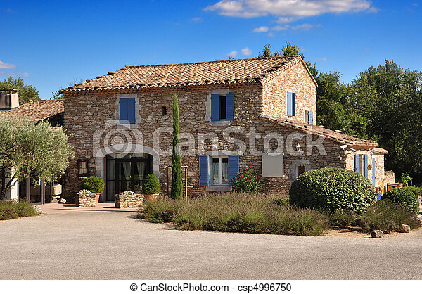 Good Haus, Stein, Provence   Csp4996750