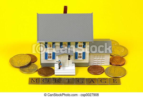 Hypothek - csp0027908