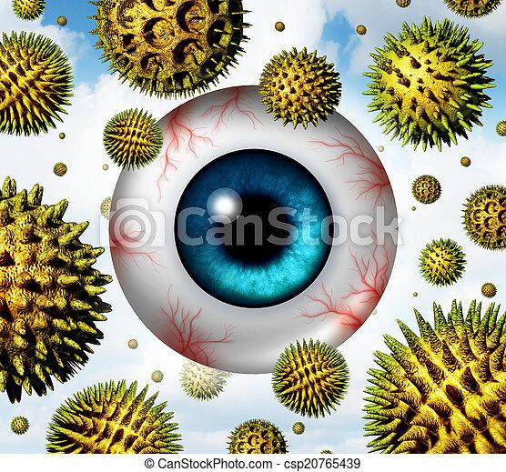 Hay Fever - csp20765439