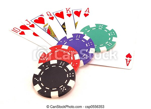 hazárdjátékot játszik kicsorbít - csp0556353