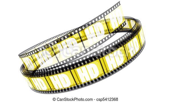 hd, フィルム - csp5412368