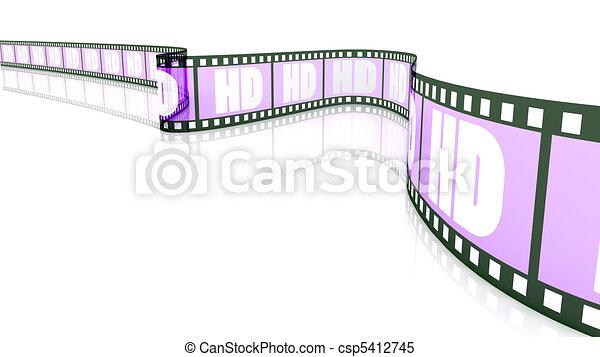 hd, フィルム - csp5412745