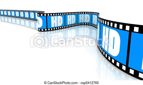 hd, フィルム - csp5412765