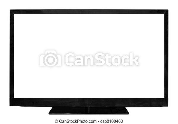 HD television - csp8100460