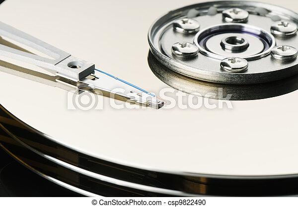 De antecedentes de HDD - csp9822490