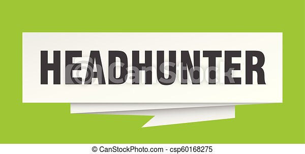 headhunter - csp60168275