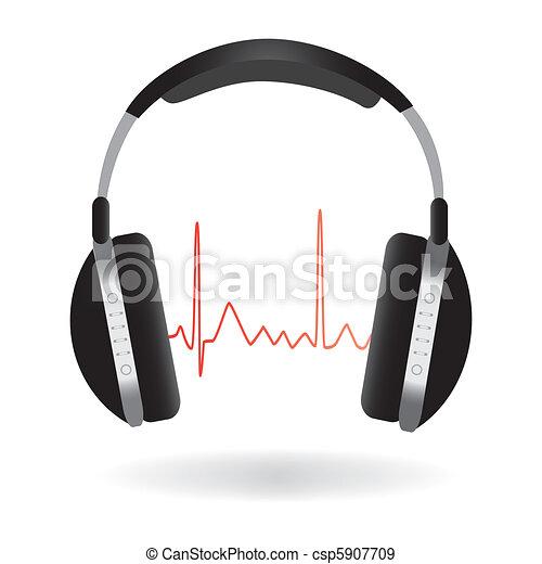 Headphones - csp5907709
