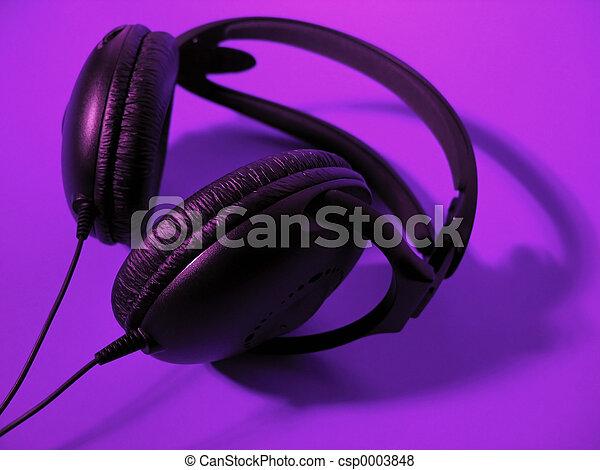 Headphones - csp0003848