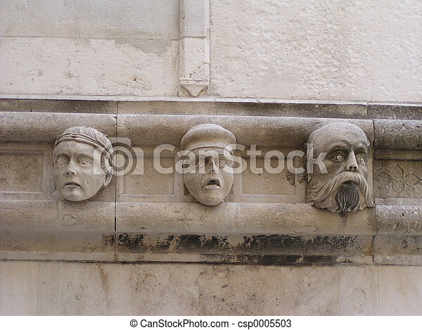 Heads (Croatia) - csp0005503
