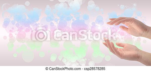 Healing Hands - csp28578285
