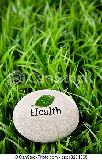 Healing stone - csp13234568