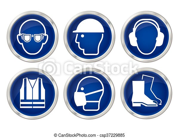health and safety signs mandatory construction manufacturing and
