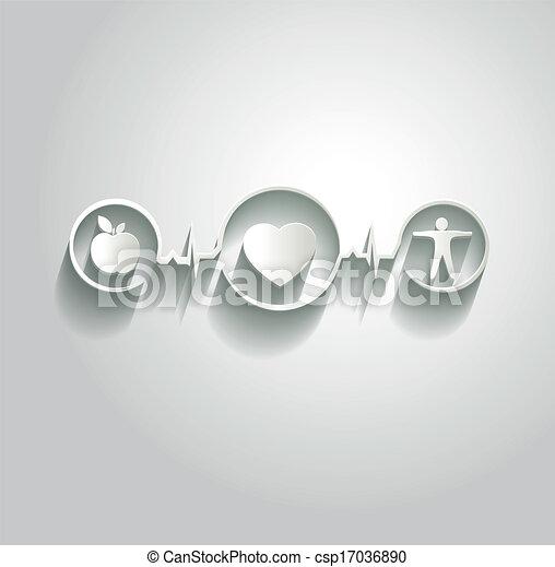 health care - csp17036890
