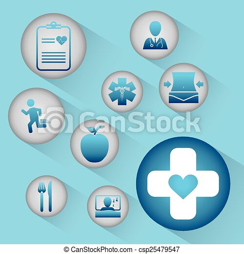 health care  - csp25479547