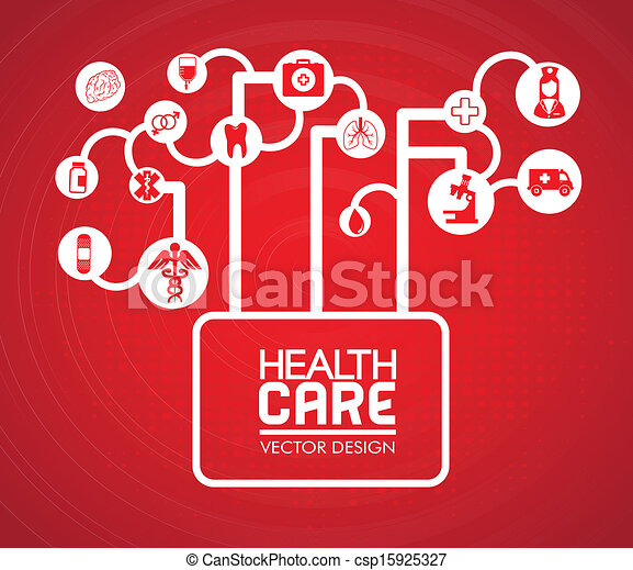 health care - csp15925327