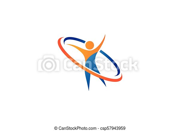 Health care logo - csp57943959