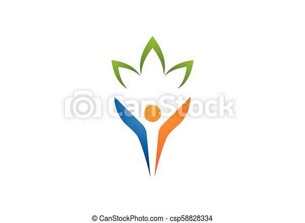 Health care logo - csp58828334