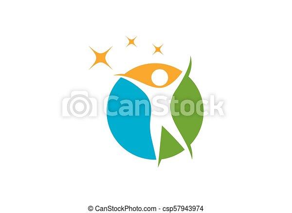 Health care logo - csp57943974