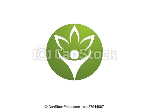 Health care logo - csp57944007
