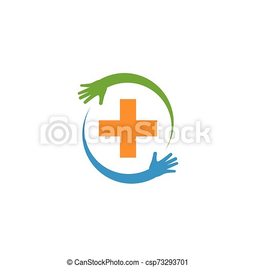 Health care Medical Logo - csp73293701