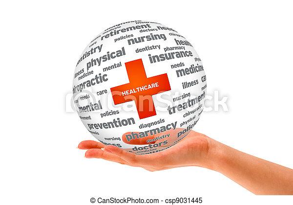 Health Care - csp9031445