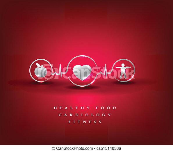 Health care symbol - csp15148586