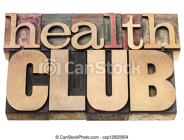 health club - csp12820954