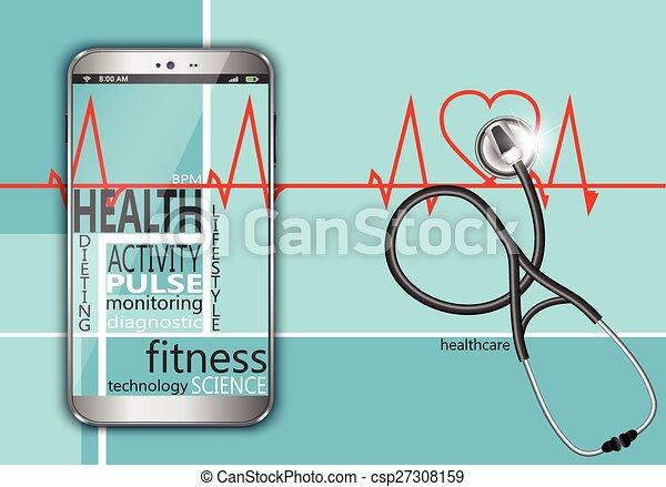 Health concept - csp27308159