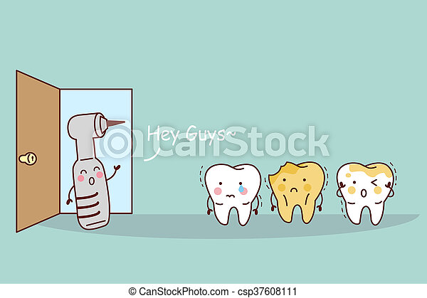 health dental care concept - csp37608111