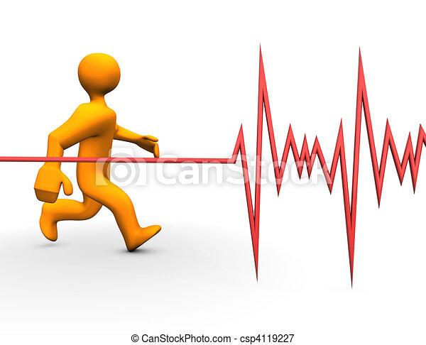 Health Heart - csp4119227