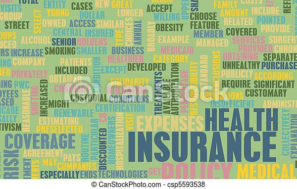 Health Insurance - csp5593538
