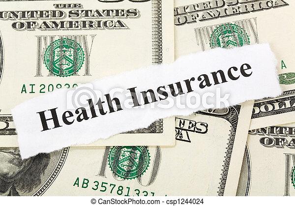 Health Insurance - csp1244024