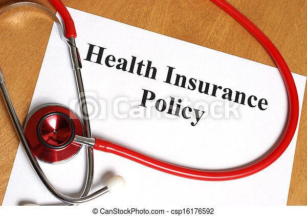 Health Insurance - csp16176592
