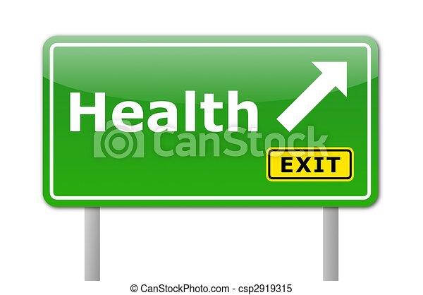 health - csp2919315