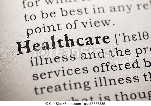 healthcare - csp18856335