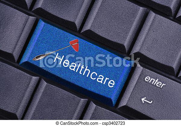 healthcare - csp3402723