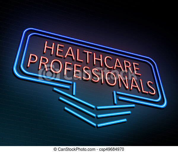 Healthcare professional concept. - csp49684970