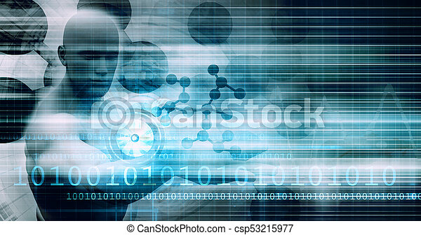 Healthcare Research - csp53215977