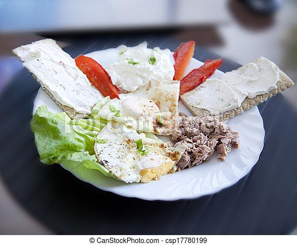 Healthy breakfast - csp17780199