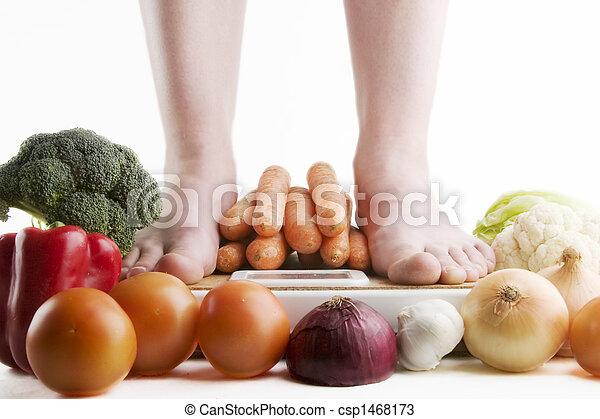 Healthy Choices - csp1468173